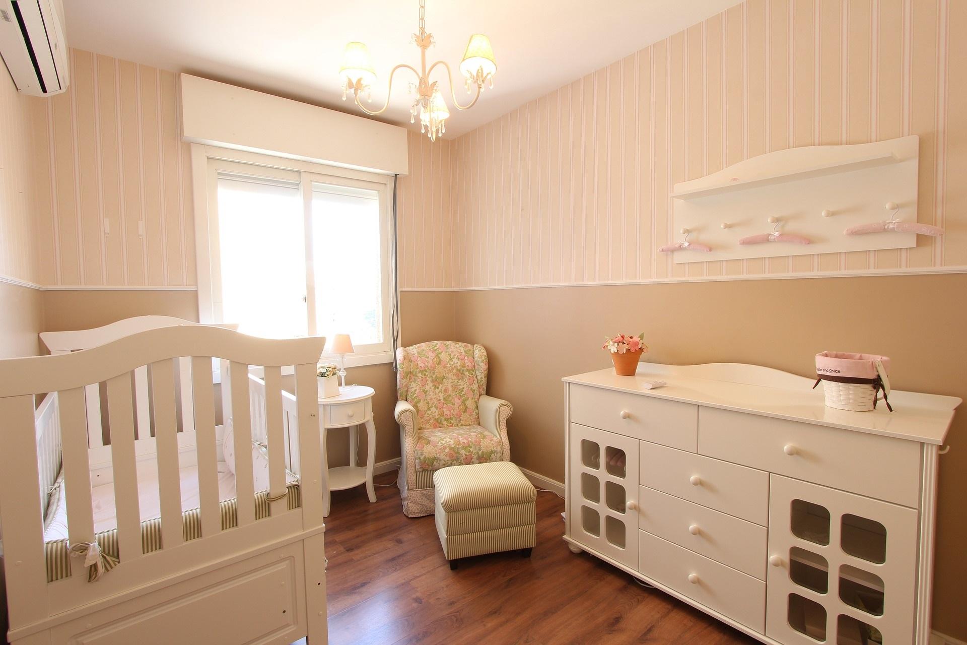 Tips om de Babykamer in te richten met klein budget