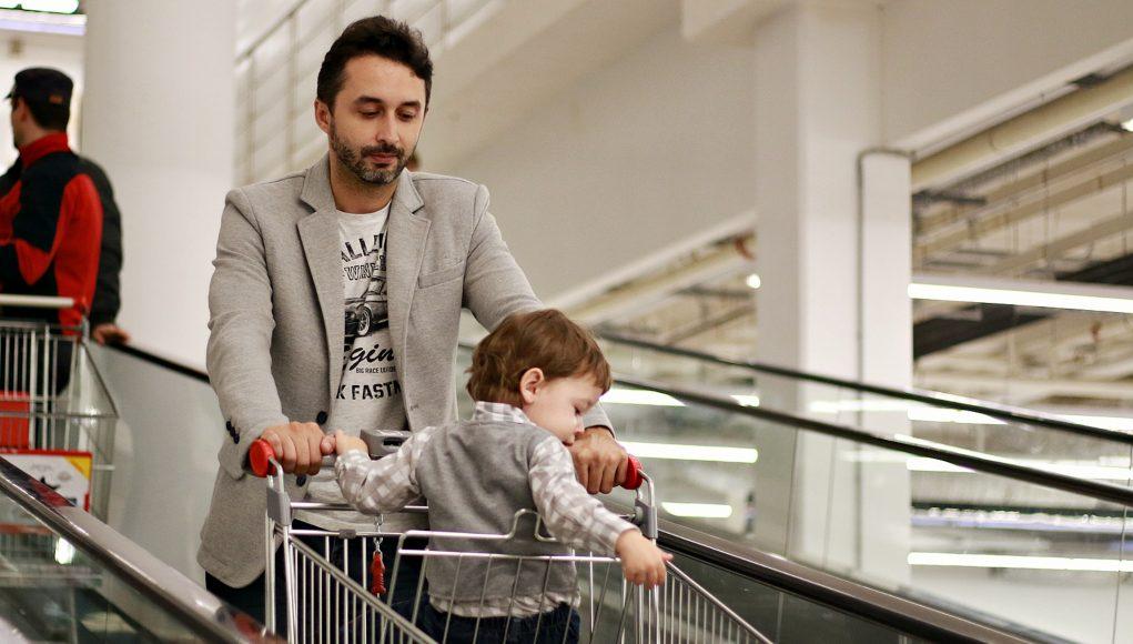 8 Tips om stressvrij te shoppen met kinderen