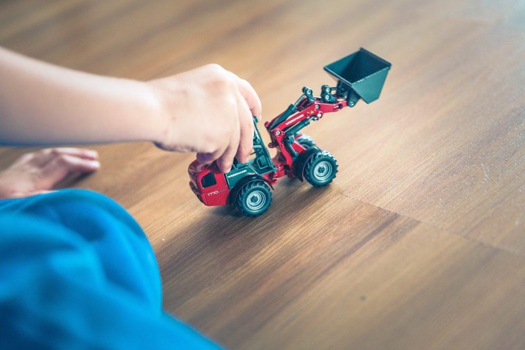 Speelgoed geschikt voor kinderen met astma 1