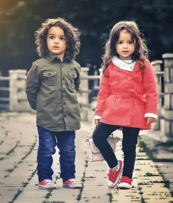 De kinder modetrends herfst en winter 20192020
