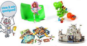 Kies en stem voor de Verkiezing Speelgoed van het Jaar