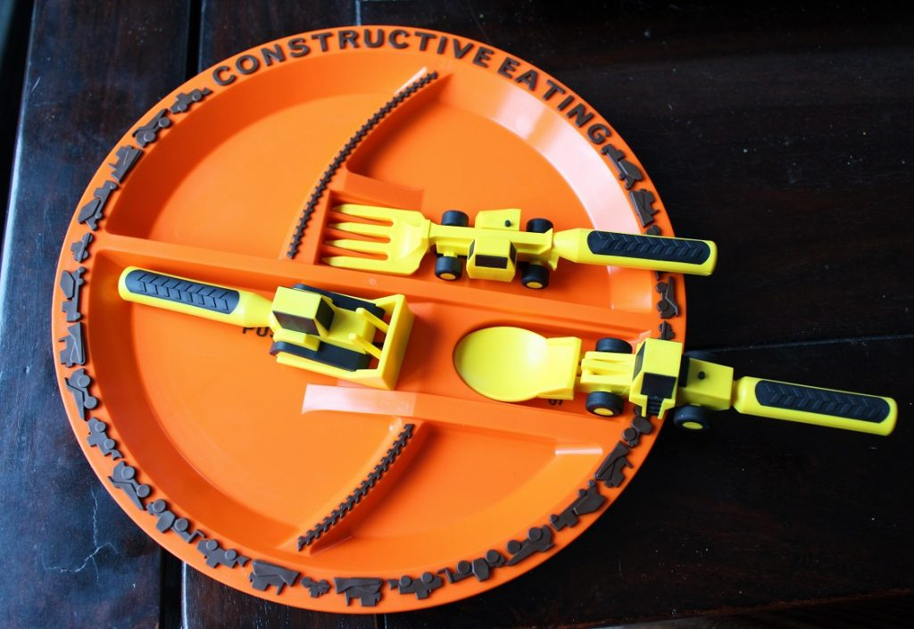 Constructieve Eating om eten leuker te maken 2