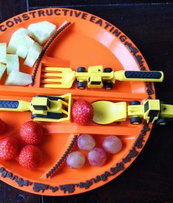 Constructieve Eating om eten leuker te maken