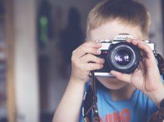 Tips om kinderfoto's te bewaren