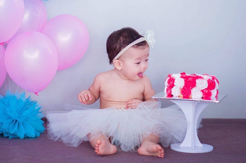 Tips voor de eerste verjaardag van je kind cake smash