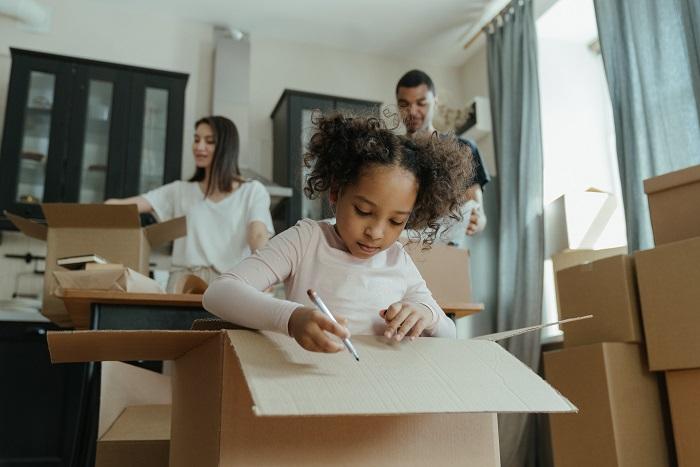 tips om te verhuizen met kinderen 2