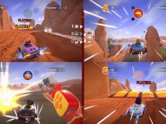 Garfield Kart Furious Racing voor Nintento switch review