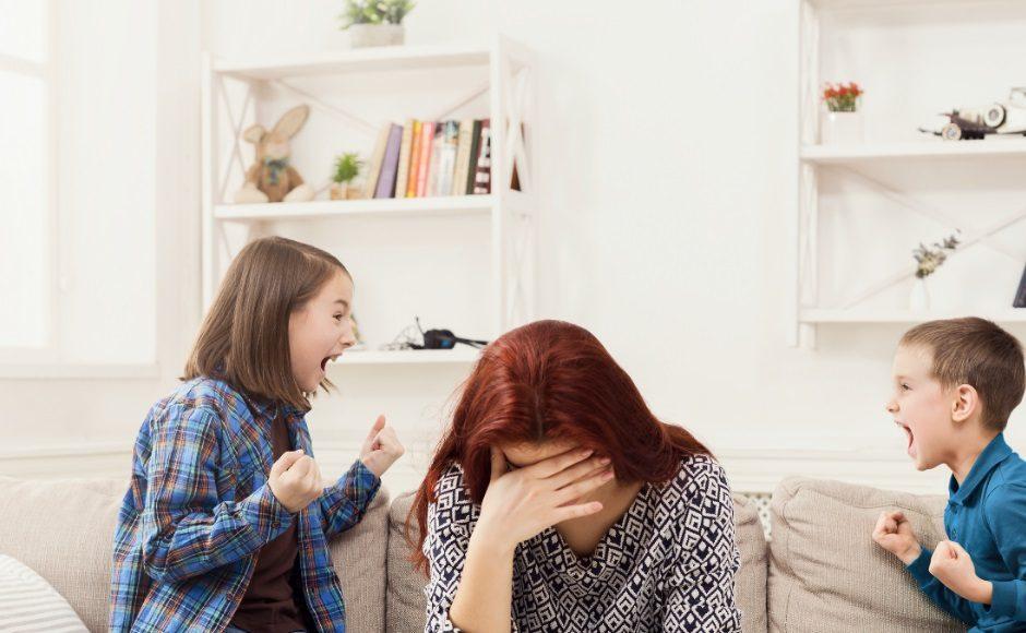 10 Tips bij ruzie tussen broertjes en zusjes
