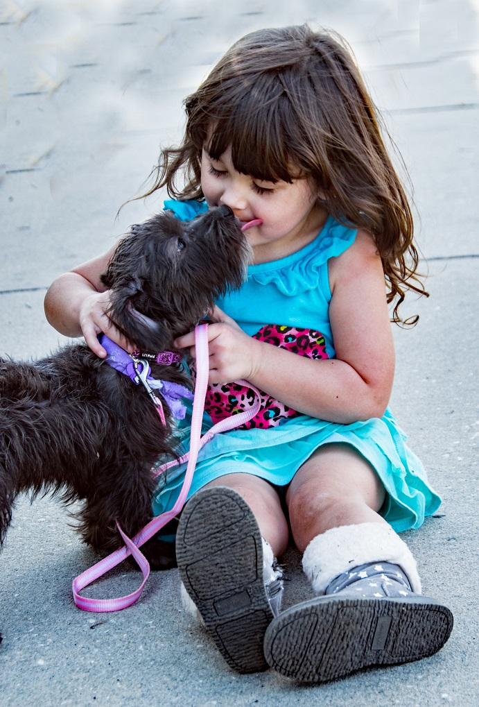 6 Redenen om een huisdier te nemen als je kinderen hebt 1