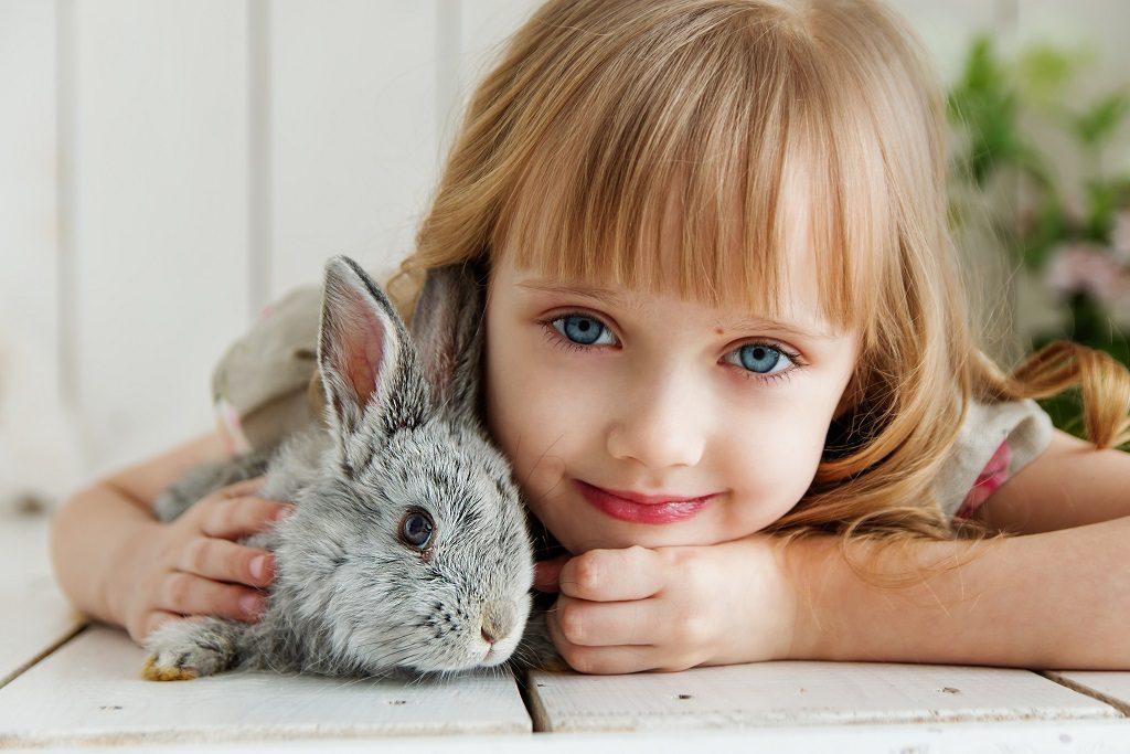 6 Redenen om een huisdier te nemen als je kinderen hebt 2