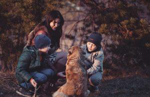 6 Redenen om een huisdier te nemen als je kinderen hebt