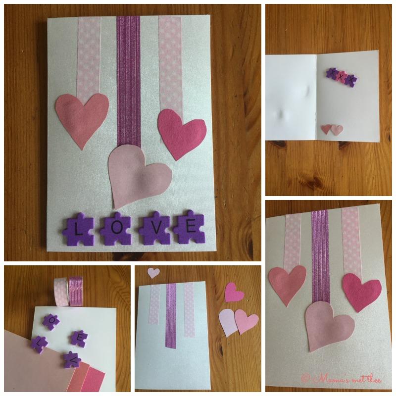 De leukste Valentijn DIY's voor kinderen 4