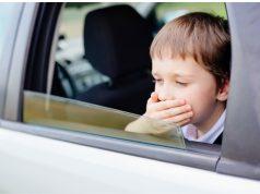 Reisziekte Tips voor als je kind wagenziek is