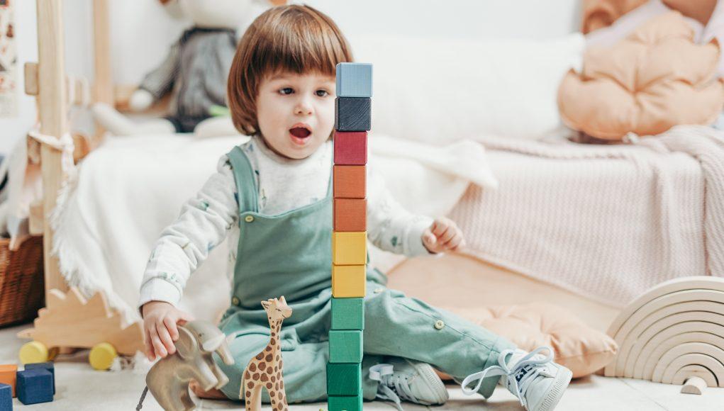 Het leukste speelgoed voor kinderen vanaf 1 jaar