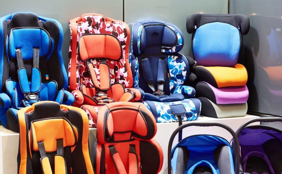 Veilig gebruik van zitverhoger en autostoel
