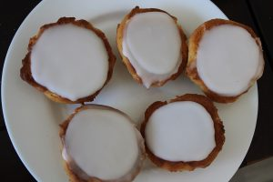 Recept Amerikaner koekjes maken met kinderen Amerikaner glazuur
