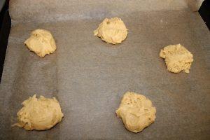 Recept Amerikaner koekjes maken met kinderen deeg