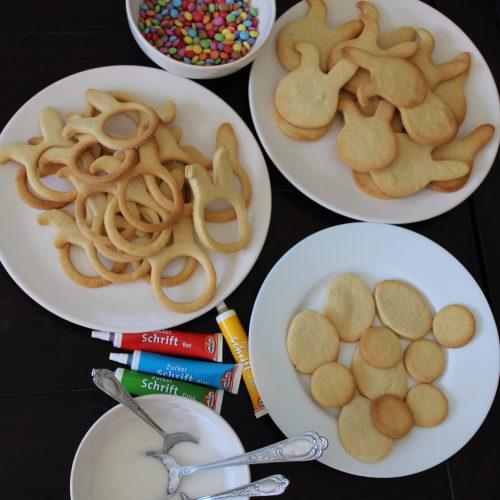 Recept Pasen piñata koekjes speciaal voor kinderen