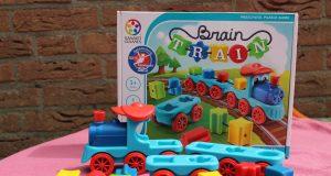 Brain Train van Smartgames uitdagend speelgoed voor je peuter en kleuter