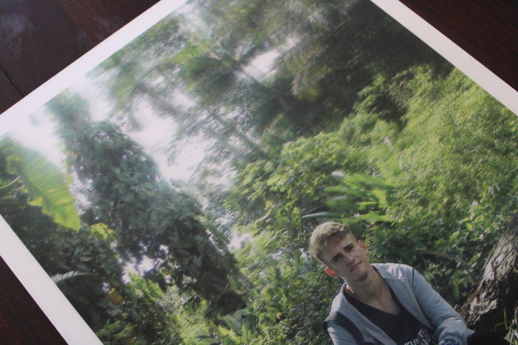 Doe eens iets anders met je foto maak er een 3D poster van Stefan