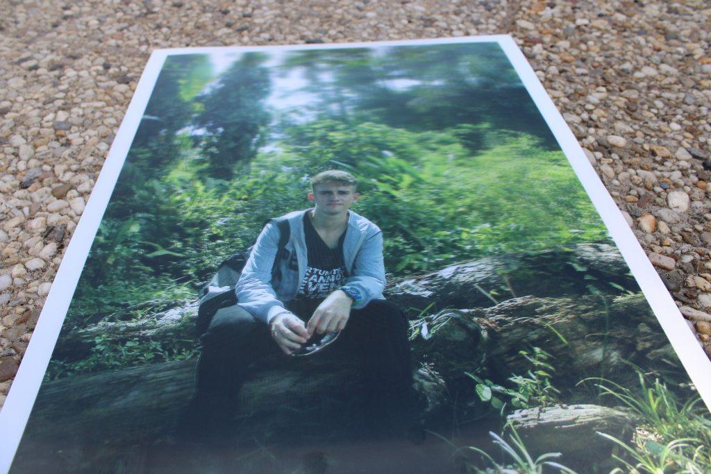 Doe eens iets anders met je foto maak er een 3D poster van stefan suriname