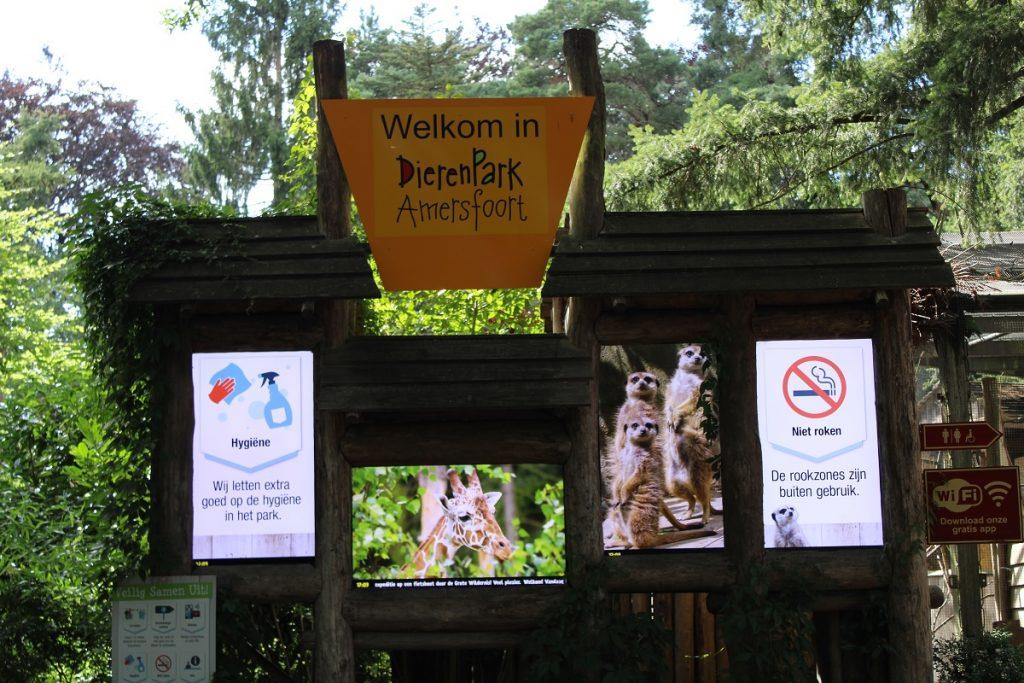 Dierenpark Amersfoort gezondheidsregels
