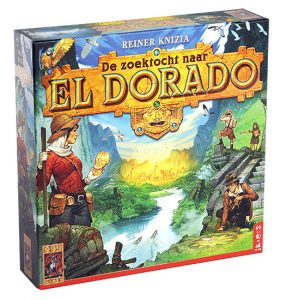 El Dorado Zoektocht