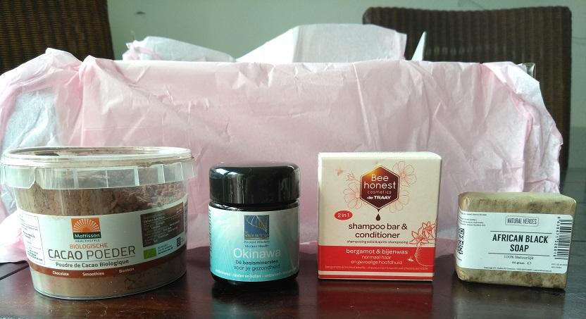 Jouwbox natuurlijke verwennerij voor het hele gezin producten 1