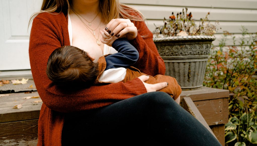 Sieraden met moedermelk borstvoeding hangertjes
