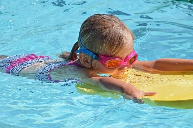 Veiligheid in en rondom water zwemles