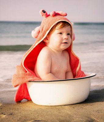 Zo komt je baby de hitte door veilig en gezond