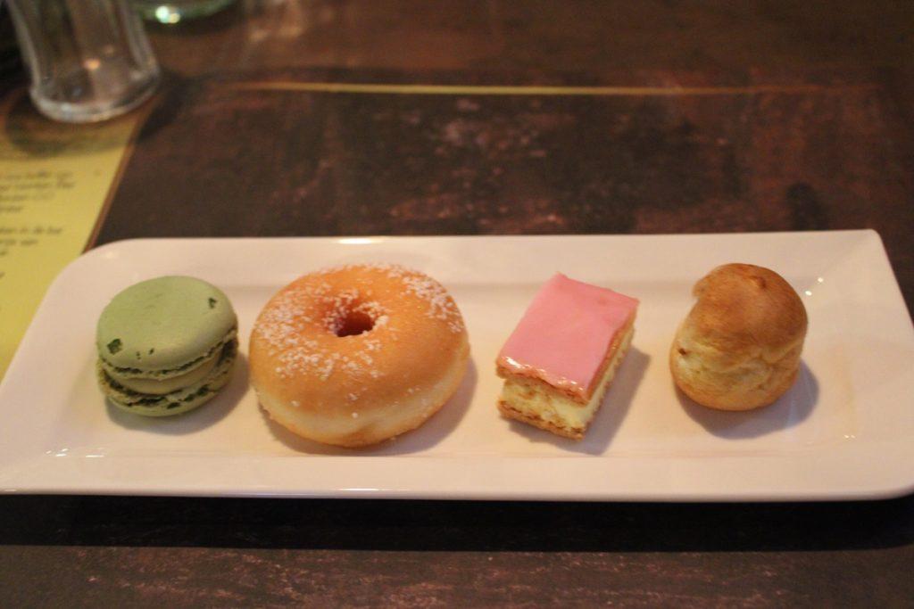 Onbeperkt eten, drinken en fun bij Fusion Dome Ede dessert