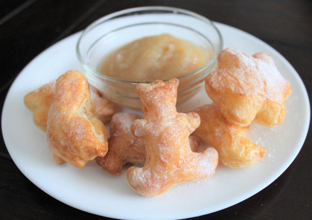 Bakken met peuters makkelijke en snelle koekjes 1