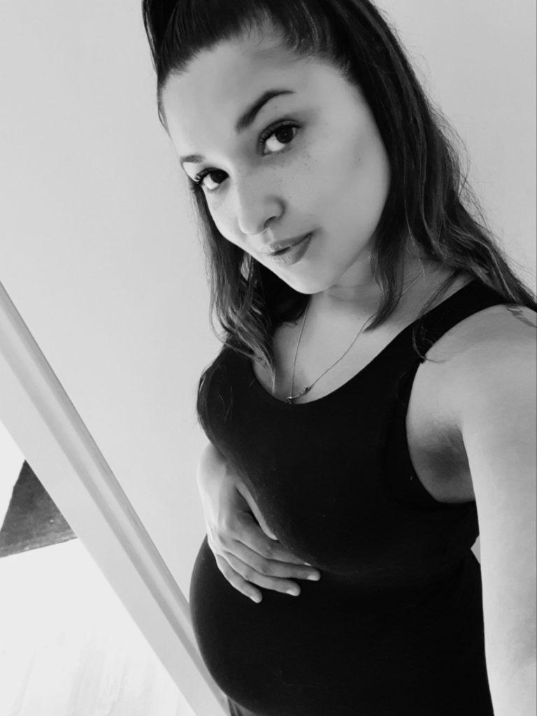 Het bevallingsverhaal van Xenia deel 2