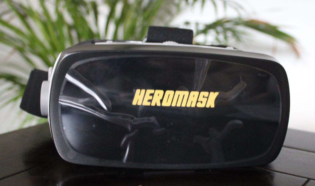 Spelenderwijs een nieuwe taal leren met Heromask VR bril