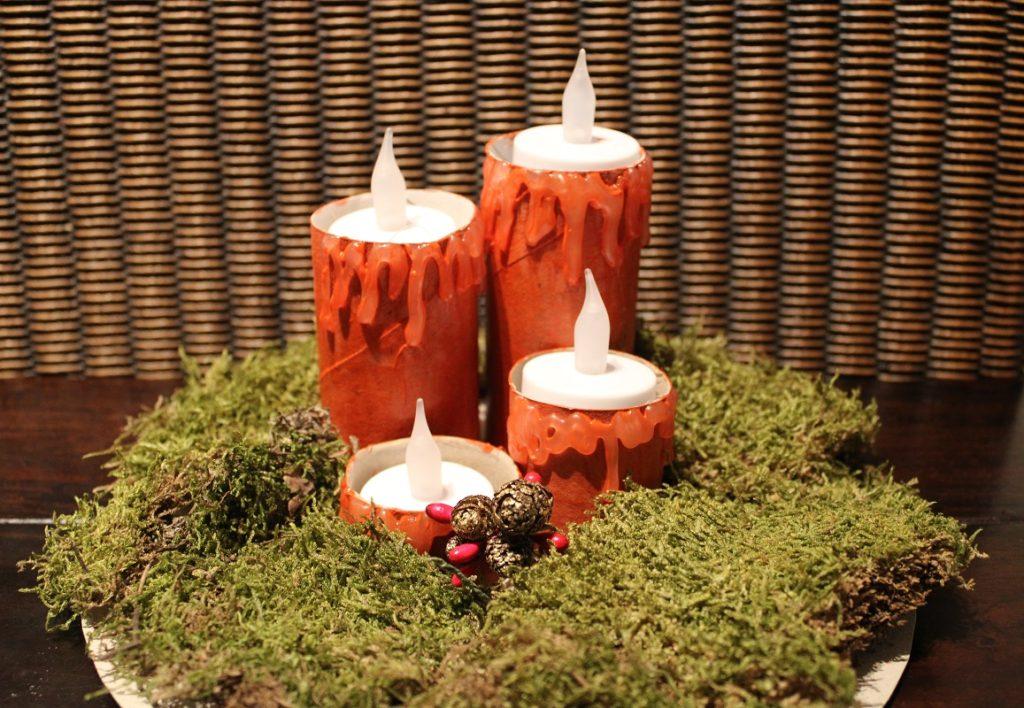DIY Kaarsen maken met kinderen