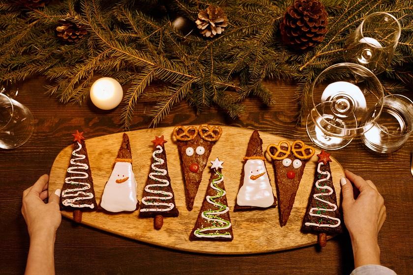 Tips voor een geslaagd kerstdiner met kinderen kinderrecept kerst