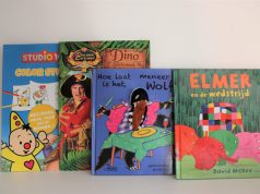 Maak lezen plezierig met een boekenpakket jongen