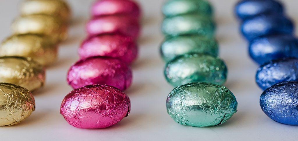 10 Leuke activiteiten voor Pasen chocolade paaseitjes