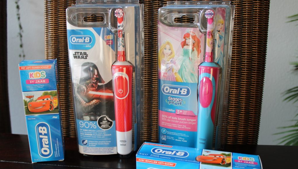Elektrische tandenborstel voor kinderen wel of niet doen