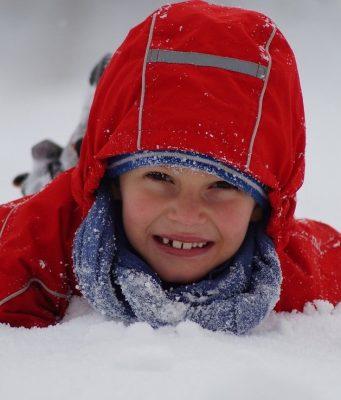 IJzige temperaturen Zo blijft je kind heerlijk warm