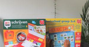 Spelenderwijs leren voor kinderen van 3 – 8 jaar