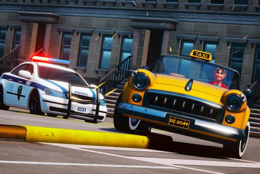 Gametip is Taxi Chaos voor racespel liefhebbers