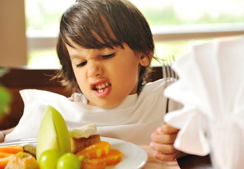 Zo help je jouw kind als het een moeilijke eter is
