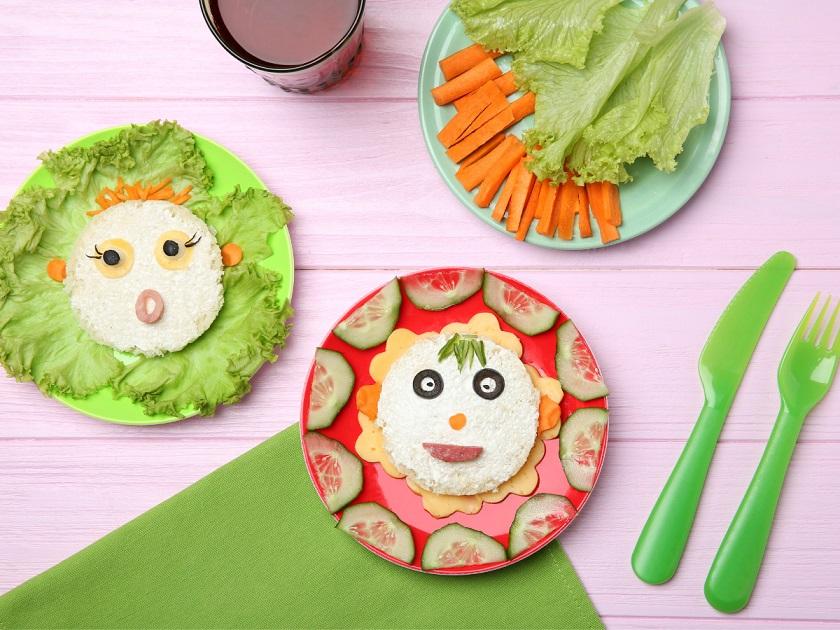 Zo help je jouw kind als het een moeilijke eter is eten leuk presenteren