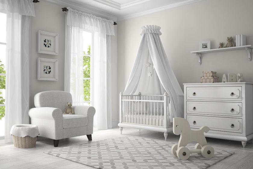 5 Tips om je kind in zijn eigen kamer te laten slapen rooming out kinderkamer