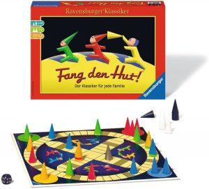 De leukste spelletjes van Ravensburger voor jong en oud fang den hut