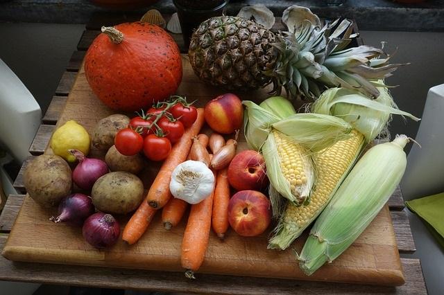 5 Vitamines die onmisbaar zijn voor zwangeren groente en fruit