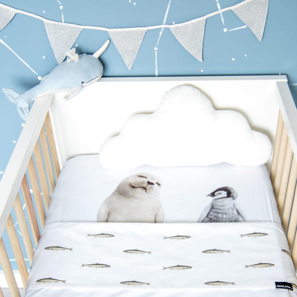 Zo kies je het juiste dekbed en dekbedovertrek voor je kind baby