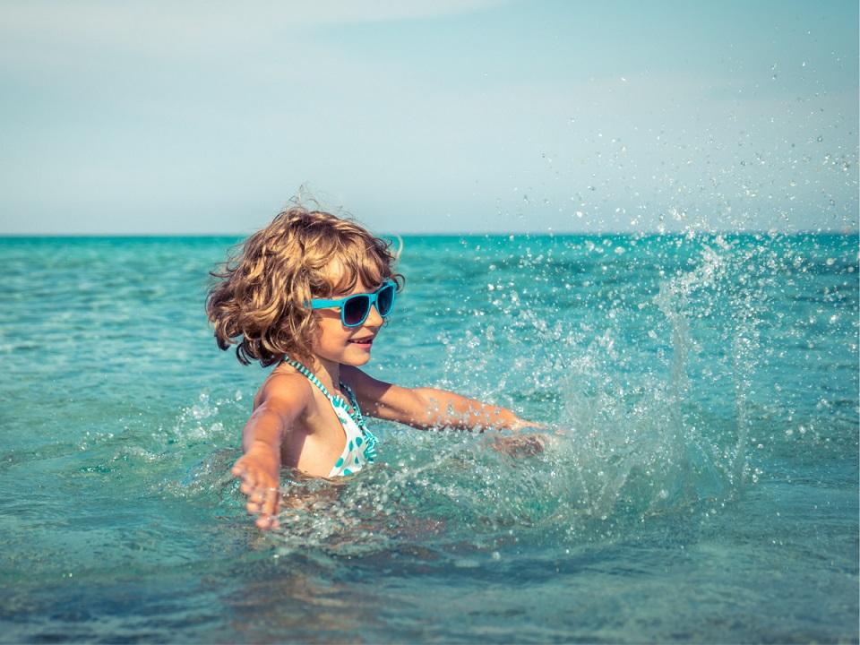 Ken jij deze 9 weetjes over hoe je kind te beschermen tegen de zon al zonbescherming water